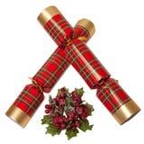 De Cracker van Kerstmis Royalty-vrije Stock Afbeelding