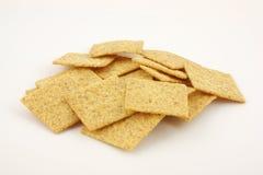 De crackers van de de groottetarwe van de beet Stock Fotografie
