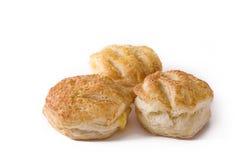 De crackers van de kaas Royalty-vrije Stock Fotografie