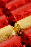 De crackers van de partij Royalty-vrije Stock Afbeeldingen