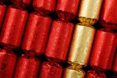 De crackers van de partij Stock Foto