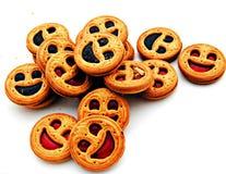 De crackers van de snack Stock Foto