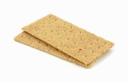 De crackers van Graham van het paar stock foto's