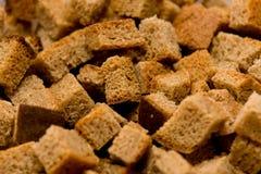 De crackers van het brood Royalty-vrije Stock Fotografie
