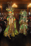 DE CREATIEVE BANEN VAN INDONESIË Royalty-vrije Stock Foto