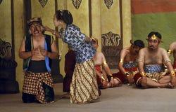 DE CREATIEVE BANEN VAN INDONESIË Stock Fotografie
