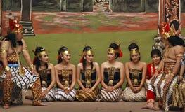 DE CREATIEVE BANEN VAN INDONESIË Royalty-vrije Stock Afbeeldingen