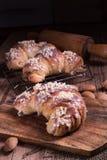 De croissants van Martin van Poznan Stock Foto
