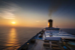 De cruise Royalty-vrije Stock Foto's