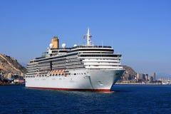 De cruise Arcadia Royalty-vrije Stock Foto
