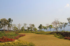 De cruise eindpark van Kai Tak royalty-vrije stock afbeelding