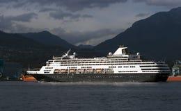 De cruise van Alaska Stock Fotografie