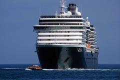 De cruise van de luxe Royalty-vrije Stock Afbeeldingen
