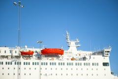 De cruise van de veerboot Stock Fotografie