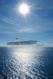 De cruise van vakanties Stock Fotografie