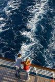 De Cruise van wittebroodsweken Stock Fotografie