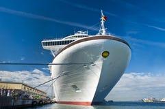 De cruiseschip van Azura Royalty-vrije Stock Foto's