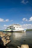 De cruiseschip van Donau Royalty-vrije Stock Afbeeldingen