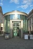 De crypt, St Martin op de Gebieden, Londen Royalty-vrije Stock Afbeeldingen