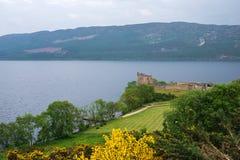 De Cuillin bergen, ö av Skye, inre Hebrides, Skottland, U arkivbild