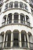 De culturele bouw van Lissabon royalty-vrije stock afbeeldingen