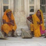 De Cultuur Agra Jaipur Delhi Varanasi van India Nepal Royalty-vrije Stock Afbeeldingen