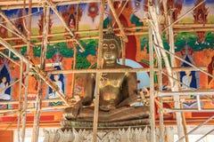 De Cultuur van Buddhasthailand Stock Fotografie