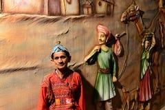 De Cultuur van Gujarat royalty-vrije stock afbeeldingen
