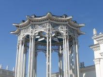 De Cultuur van het paviljoen Royalty-vrije Stock Foto's