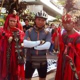 De Cultuur van Indonesië Stock Afbeeldingen