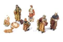 De Cultuur van Kerstmis royalty-vrije stock foto's