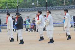 2015 de Cultuurfestival van Zuid-Korea Seoel Yeongam Wangin Royalty-vrije Stock Afbeeldingen