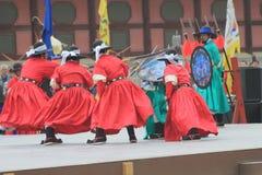 2015 de Cultuurfestival van Zuid-Korea Seoel Yeongam Wangin Royalty-vrije Stock Fotografie