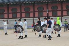 2015 de Cultuurfestival van Zuid-Korea Seoel Yeongam Wangin Stock Afbeeldingen