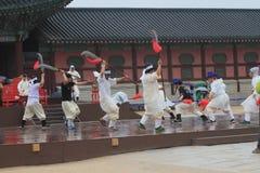2015 de Cultuurfestival van Zuid-Korea Seoel Yeongam Wangin Royalty-vrije Stock Afbeelding
