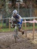 De Cyclocross copo 2008-2009 de mundo Fotos de Stock Royalty Free