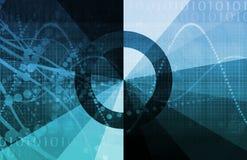 De Cyclus van het technologieleven Royalty-vrije Stock Foto's