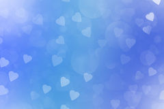 De Dag Abstracte Achtergrond van Valentine royalty-vrije illustratie