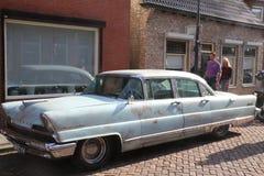 De dag van Amerikanen in lepelstraat in Nederland Royalty-vrije Stock Afbeelding