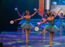 De Dag van de Arbeid van Hua Dan-Ballet-General Trade Union ` s toont Royalty-vrije Stock Foto