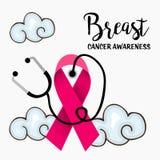 De dag van borstkanker Royalty-vrije Stock Foto