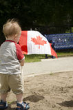 De Dag van Canada Stock Afbeelding