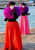 De dag van Carnaval Royalty-vrije Stock Afbeeldingen