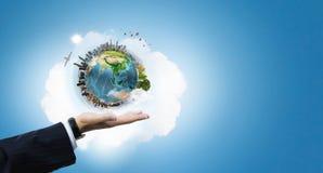 De Dag van de aarde royalty-vrije stock foto