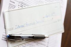 De Dag van de belasting Royalty-vrije Stock Afbeelding