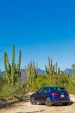 De Dag van de de Testaandrijving van Audi Q5 2017 Royalty-vrije Stock Afbeelding