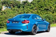 De Dag van de de Testaandrijving van BMW M2 2016 Royalty-vrije Stock Afbeeldingen