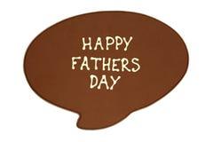 De dag van de gelukkige vader Royalty-vrije Stock Afbeelding