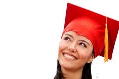 De dag van de graduatie Stock Fotografie