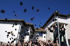 De dag van de graduatie